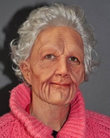 Zagone-Studios-Mens-Supersoft-Old-Woman-Mask-0
