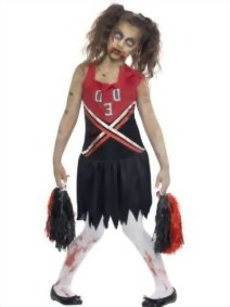 scare u cheerleader child costume source best zombie costumes for boys on sale now page 5 of 5 halloween