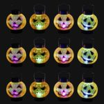 1-Dozen-Halloween-Light-Up-Pumpkin-Lanterns-For-Best-Halloween-Decorations-Props-by-Spooktacular-Creations-0-0