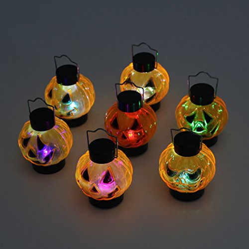 1-Dozen-Halloween-Light-Up-Pumpkin-Lanterns-For-Best-Halloween-Decorations-Props-by-Spooktacular-Creations-0-3