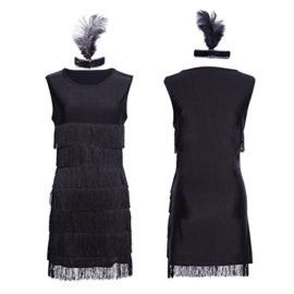 1920s-1930s-Ladies-Fringed-Flapper-Costume-Flapper-Dress-Headpiece-0-1