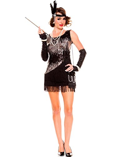 2 PC. Fearless Flapper Dress