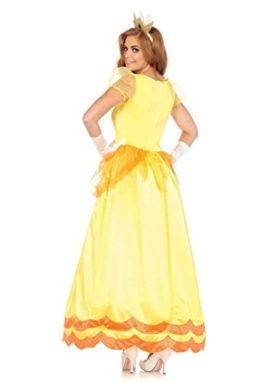 2-PCLeg-Avenue-Ladies-Sunflower-Princess-Gown-Set-0-0