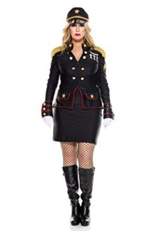 4-PC-Ladies-Golden-Star-General-Costume-Set-0