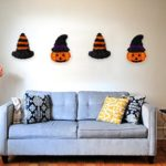 4-Piece-Hanging-Halloween-Decorations-Outdoor-Indoor-Halloween-Jack-O-Lantern-Pumpkin-Face-for-Hanging-Yard-Decoration-Haunted-House-Decor-Orange-and-Black-0-0