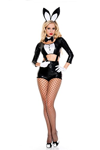 5 PC. Ladies Sinful Bunny Set