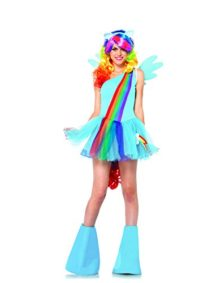 6-PC-My-Little-Pony-Rainbow-Dash-Dress-Set-0