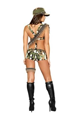 6-Piece-Army-Babe-Camo-Top-Shorts-w-Accessories-Party-Costume-0-0