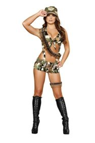 6-Piece-Army-Babe-Camo-Top-Shorts-w-Accessories-Party-Costume-0