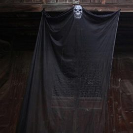 7ft-Halloween-Decorations-Scary-Halloween-Ghost-Decorations-Halloween-Hanging-Ghost-Prop-Halloween-Hanging-Skeleton-Flying-Ghost-Halloween-Hanging-Decorations-for-Yard-Outdoor-Indoor-Party-Bar-0-2