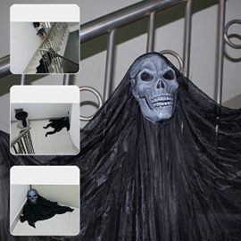 7ft-Halloween-Decorations-Scary-Halloween-Ghost-Decorations-Halloween-Hanging-Ghost-Prop-Halloween-Hanging-Skeleton-Flying-Ghost-Halloween-Hanging-Decorations-for-Yard-Outdoor-Indoor-Party-Bar-0-4