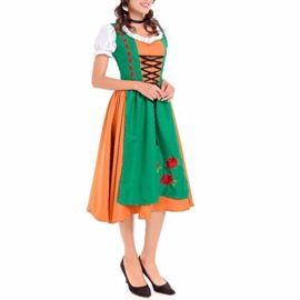 Adult-Classic-Retro-Fancy-Dress-Costume-Halloween-Charm-Ladies-Womens-Outfit-0-0