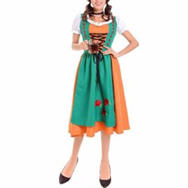 Adult-Classic-Retro-Fancy-Dress-Costume-Halloween-Charm-Ladies-Womens-Outfit-0-1