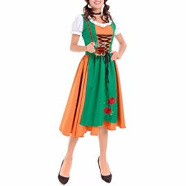 Adult-Classic-Retro-Fancy-Dress-Costume-Halloween-Charm-Ladies-Womens-Outfit-0-2