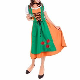Adult-Classic-Retro-Fancy-Dress-Costume-Halloween-Charm-Ladies-Womens-Outfit-0-4