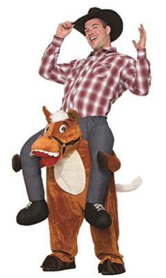 Adult-size-Horse-Back-Riding-Ride-em-Cowboy-Plush-Pull-On-Ride-On-Horse-Costume-0
