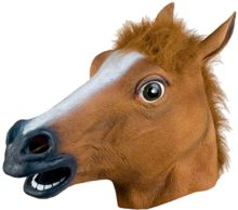 Animal-Head-Mask-Horse-Mask-Novelty-Mask-Latex-Halloween-Mask-by-Funny-Party-Hats-0