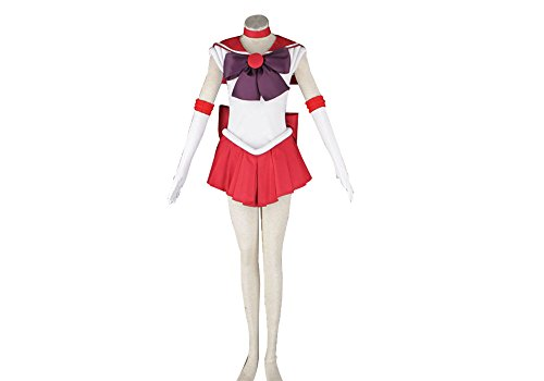 Another Me Anime Sailor Moon Rei Kino Mars Cosplay Uniform Costume Dress Female