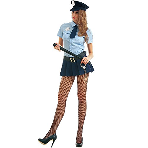 Bad-Cop-Womens-Halloween-Costume-Sexy-Police-Officer-  sc 1 st  Halloween Costumes Best : police officer halloween costumes  - Germanpascual.Com
