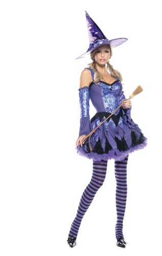 Be Wicked Gypsy Witch Costume