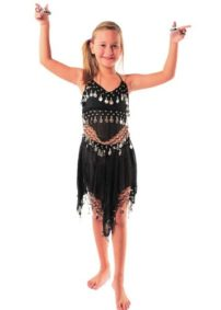 Belly-Dancer-Kid-Children-Costume-Top-Skirt-Set-Ya-Binti-0