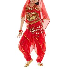 BellyLady-Kid-Belly-Dance-Costume-Harem-Pants-Halter-Top-For-Halloween-0
