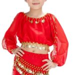 BellyLady-Kid-Tribal-Belly-Dance-Costume-Harem-Pants-Top-For-Halloween-0-2
