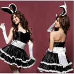 Besde-Women-Sexy-body-Dress-Adult-Bunny-Rabbit-Outfit-Fancy-Dress-Sexy-Lingerie-Lace-Up-Bodysuit-0-0