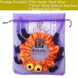Bolbove-Adjustable-Spider-Halloween-Pet-Neck-Wear-for-Cats-Small-Dogs-Party-Costume-Free-size-0-2