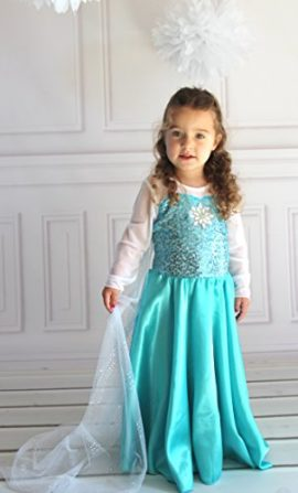 Butterfly-Craze-Girls-Snow-Queen-Costume-Snow-Princess-Dress-0-1