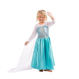 Butterfly-Craze-Girls-Snow-Queen-Costume-Snow-Princess-Dress-0
