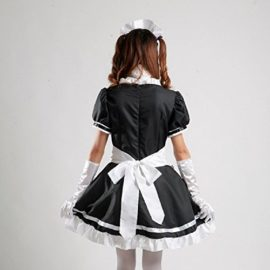 COCONEEN-Womens-Anime-Cosplay-French-Apron-Maid-Fancy-Dress-Costume-0-1