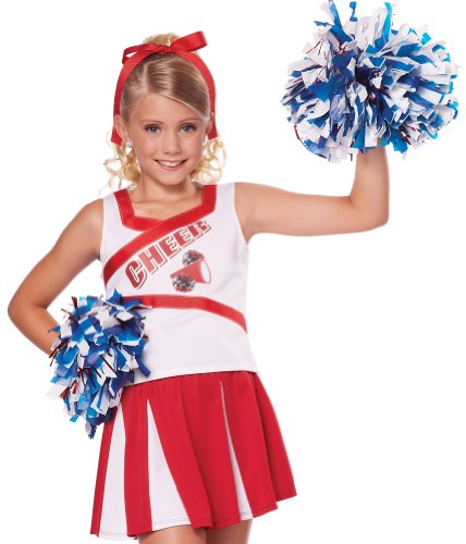 California Costumes High School Cheerleader Costume