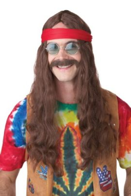 California-Costumes-Mens-Hippie-Man-Wig-and-Moustache-0