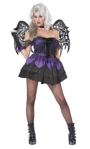 California Costumes Skullicious Fairy Adult Costume-
