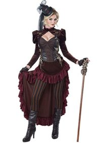 California-Costumes-Victorian-Steampunk-Adult-Costume-0
