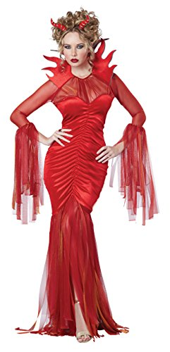 California Costumes Women's Devilish Diva Costume