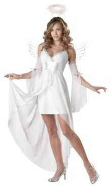 California-Costumes-Womens-HeavenS-Angel-Costume-0