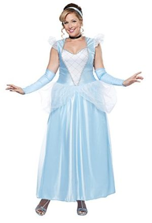 California-Costumes-Womens-Plus-Size-Classic-Cinderella-Long-Dress-Gown-0