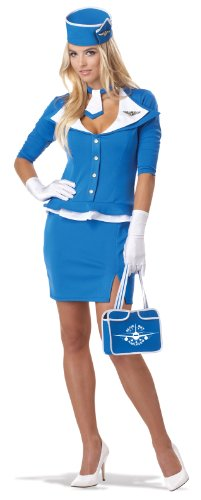 California-Costumes-Womens-Retro-Stewardess-Costume-0