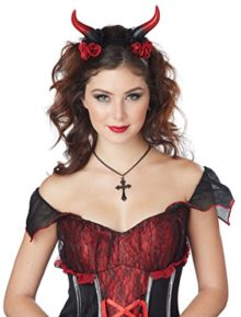 California-Costumes-Womens-Rose-Enchantress-Horns-0