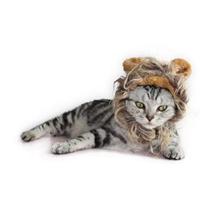 Cat-Apparel-Lion-Mane-for-Cat-Lion-Hair-with-Ears-for-Halloween-Christmas-Easter-Festival-Cosplay-Party-Activity-Pet-Costume-by-AISOMA-0
