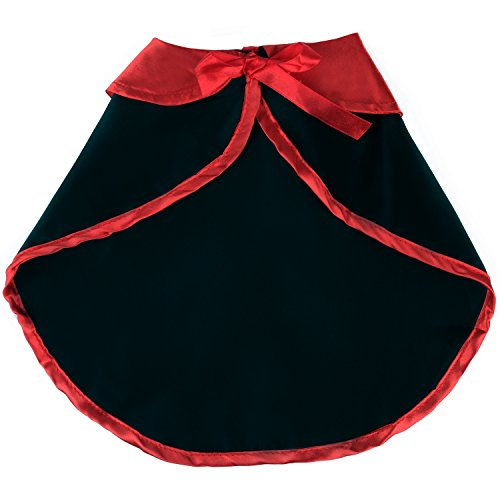 Cat-Costume-Legendog-Halloween-Pet-Costumes-Vampire-Cloak-Halloween-Costumes-for-Dogs-Christmas-Cute-Cosplay-Clothes-for-Small-Dogs-Cats-Black-Red-0-2
