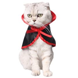 Cat-Costume-Legendog-Halloween-Pet-Costumes-Vampire-Cloak-Halloween-Costumes-for-Dogs-Christmas-Cute-Cosplay-Clothes-for-Small-Dogs-Cats-Black-Red-0