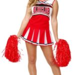 Charades-Womens-Adult-Glee-Club-Two-Piece-Costume-Set-RedWhite-X-Large-0