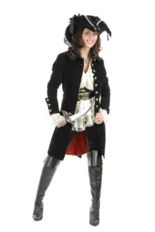 Charades-Womens-Pirate-Vixen-Jacket-0