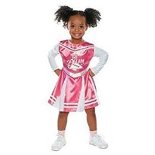 Cheerleader-Toddler-Costume-2T-3T-by-TARGET-0