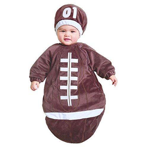 Children's Unisex Halloween Costumes – Hyde and Eek! Boutique Football, 0-6 M