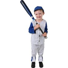 Childs-Boys-Baseball-Costume-SizeSmall-6-8-0