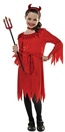 Christys-Children-Lil-Devil-Costume-8-10-Years-0